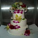 Maui Wedding Cakes - Flower Cakes