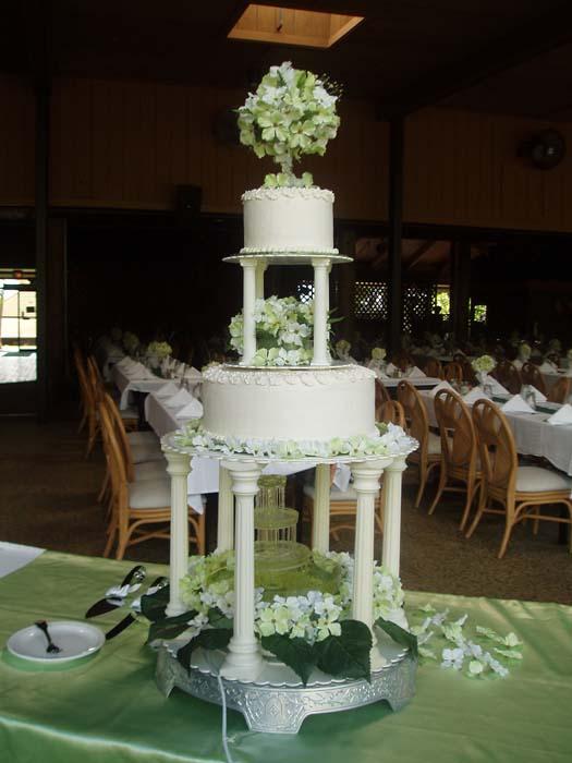 maui wedding cakes majestic cakes
