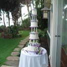 Maui Wedding Cakes - Majestic Cakes